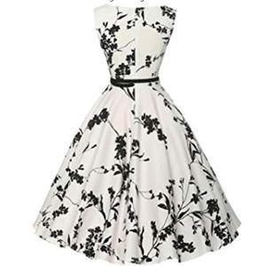 Grace Karin Vintage Swing Dress